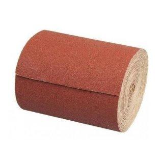Schleifpapier Rolle 115 mm x 10 m Korn 80
