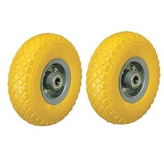 2 Stück PU Rad 260 mm 3.00-4