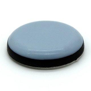 Teflongleiter rund, selbstklebend Ø 22 mm, Stärke 5 mm