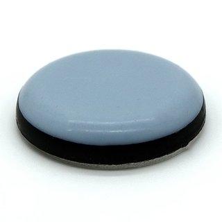 Teflongleiter rund, selbstklebend Ø 19 mm, Stärke 5 mm