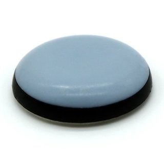 Teflongleiter rund, selbstklebend Ø 30 mm, Stärke 5mm