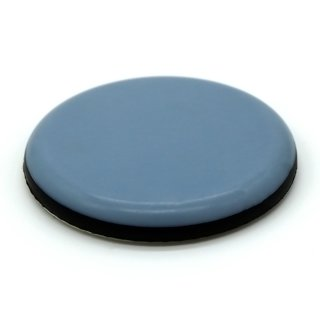 Teflongleiter rund, selbstklebend Ø 50 mm, Stärke 5 mm