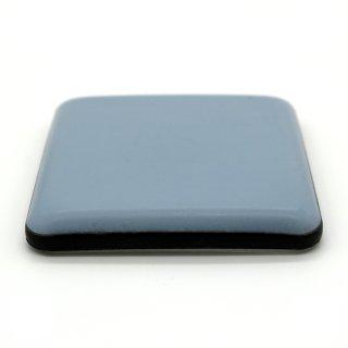 Teflongleiter quadratisch, selbstklebend 50 x 50 mm, Stärke 5 mm