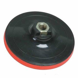 Klett-Schleifteller 125 x 10 mm