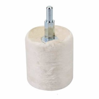 Zylindrische Polierhaube, 50 mm