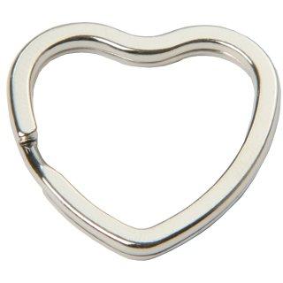 Design Schlüsselring in Herz Form