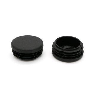 Rundstopfen Ø 42 mm schwarz