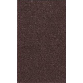 Filzgleiter selbstklebend Braun165x100 mm 1 Stück